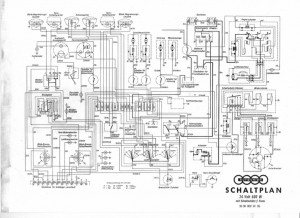 Technická dokumentace elektroinstalace